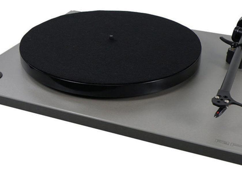 REGA RP1 Turntable (Cool Grey): Display Sample; Full Warranty; 33% Off