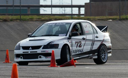 May Autocross Practice Hosted by CASOC