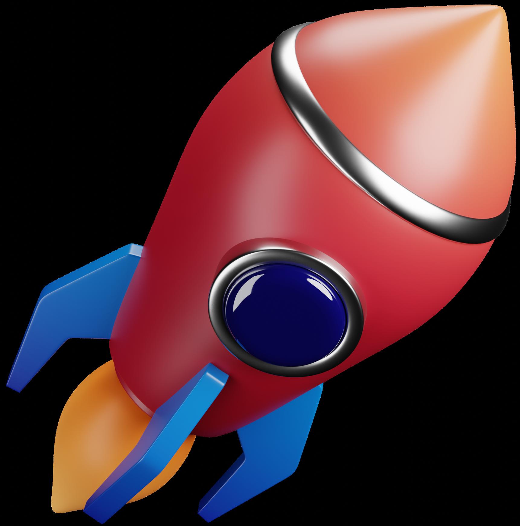 Rocket dynamic color