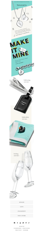 Tiffany - Email Marketing Photos