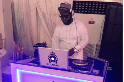 DJ Tohbad