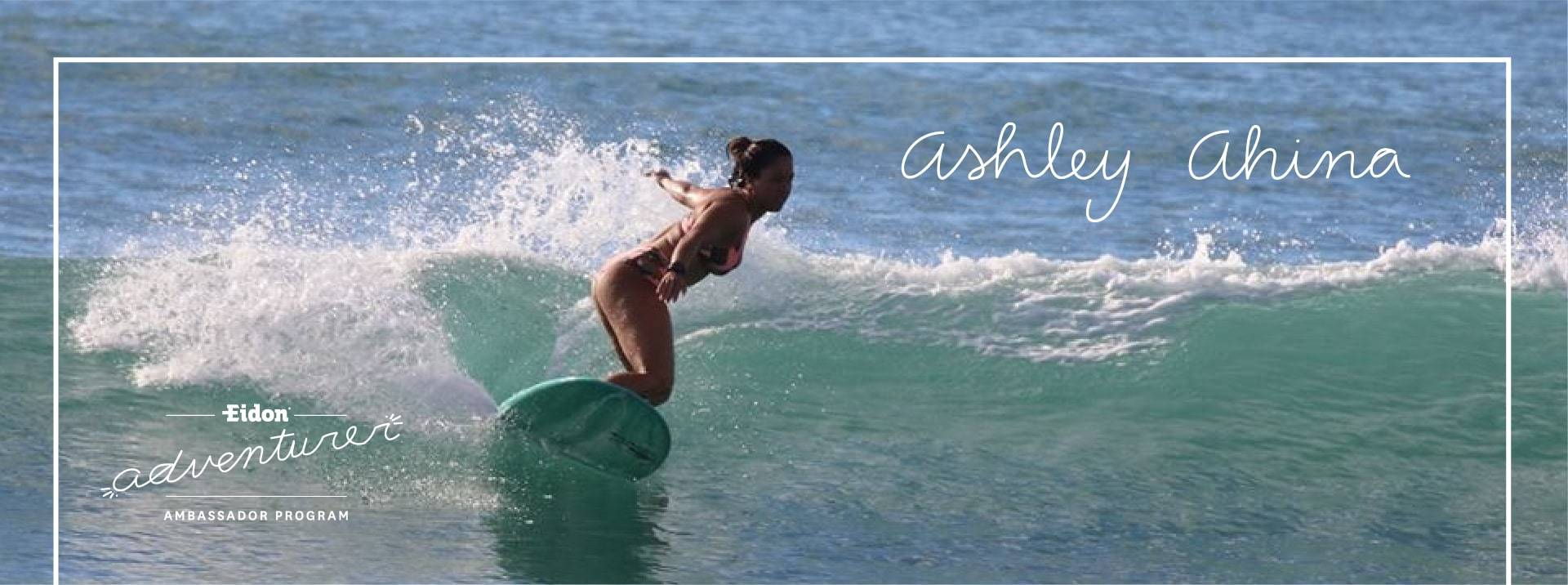 Introducing #EidonAdventurer Ashley Ahina