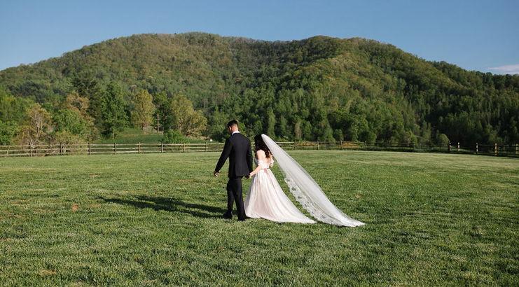 City vs. Rural Weddings: Photos