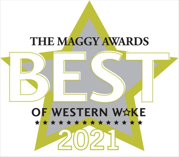 Best of Western Wake winner logo