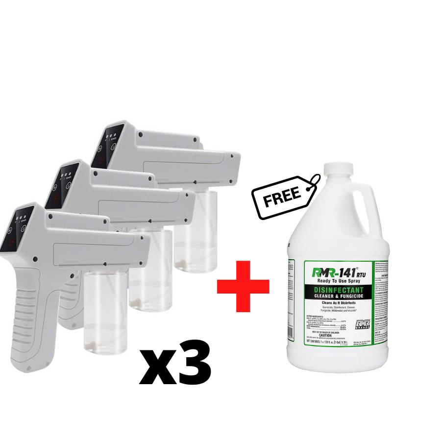 isinfecting fogger sanitizer fogger room foggers for viruses