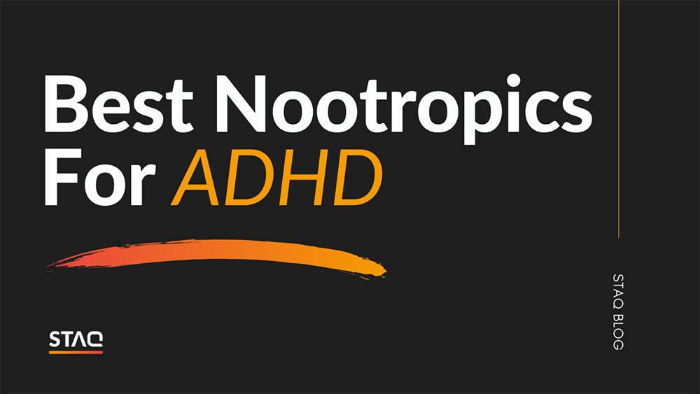 nootropics for adhd