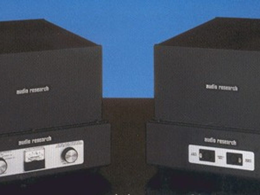 Audio Research VT-150 Monoblock Amplifiers
