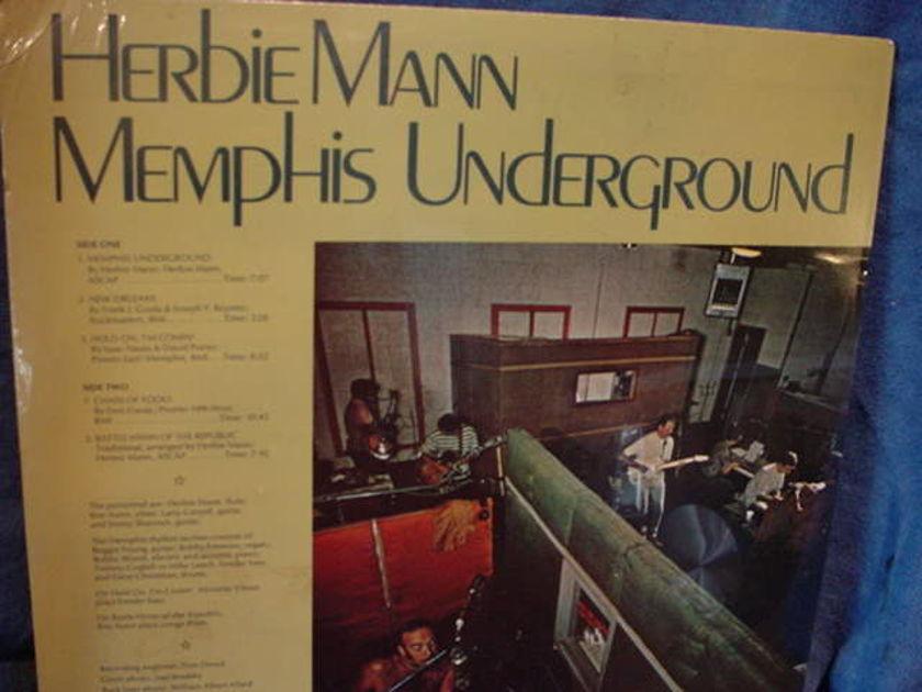 Herbie Mann  - Memphis Underground  Atlantic SD-1522 1969 SEALED