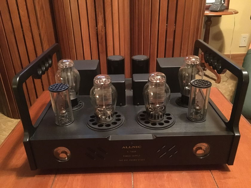 Allnic Audio H5000 DHT Audioarts NYC Trade In