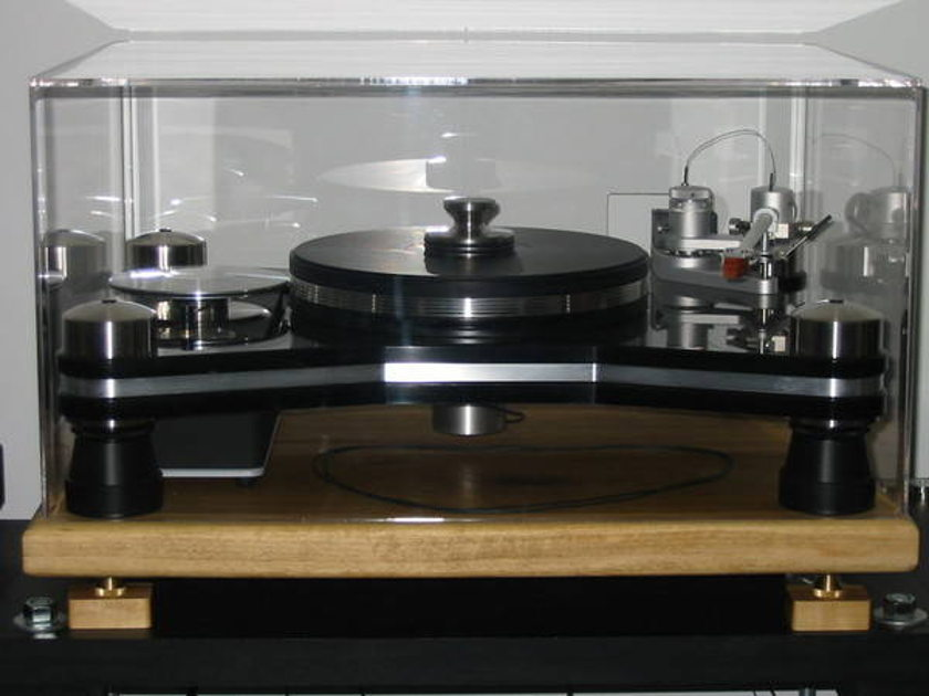 Vpi Scout Dust cover By Stereo Squares plinth top & table top covers