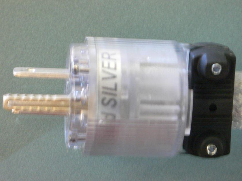 STEALTH SWIFT 2M SILVER IEC & PLUG
