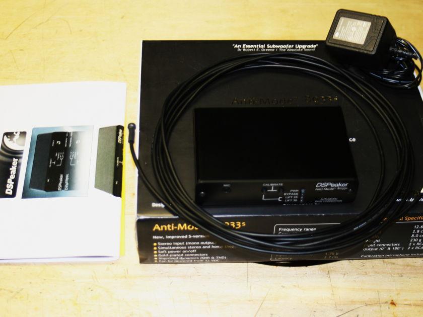 DSPeaker Anti-Mode Model 8033s