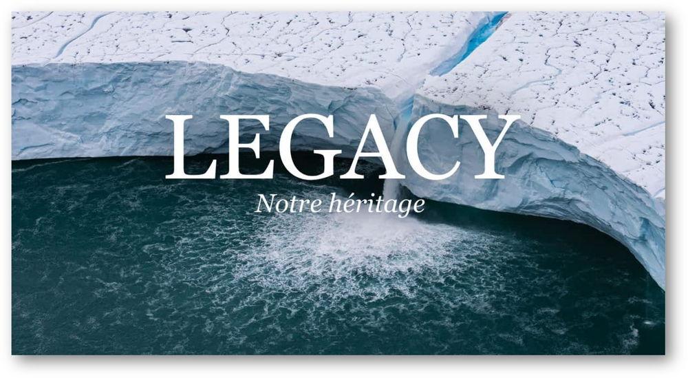 Legacy Main Title