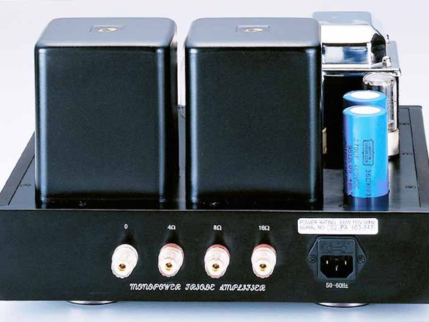Hyperion HT-88 High-Performance SET tube amp