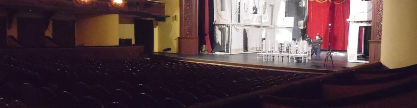Театральный Ярославль
