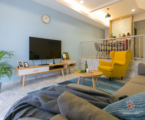 c-plus-design-modern-scandinavian-malaysia-selangor-living-room-interior-design