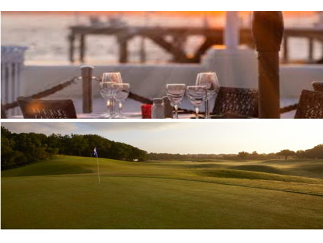 Amp Up Your OBX  Week with Golf & Food