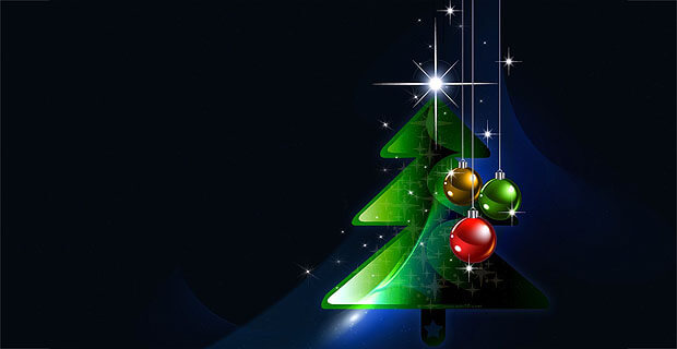 OnAir.ru от всей души поздравляет Вас с Новым годом и Рождеством! - Новости радио OnAir.ru