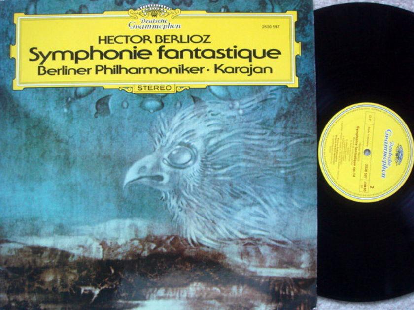 DG / KARAJAN-BPO, - Berlioz Symphonie Fantastique, MINT!
