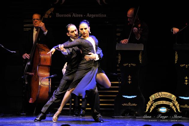 Танго-шоу