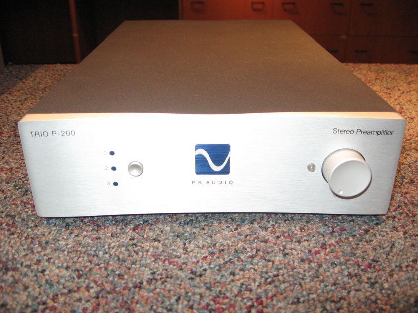 PS Audio Trio P-200