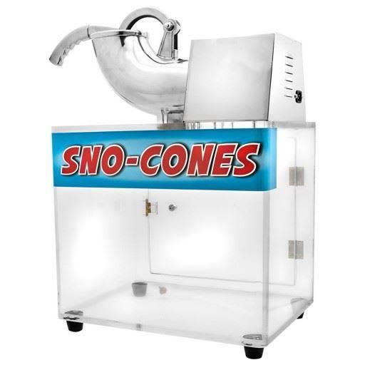 Sno Cone Machine Hire