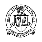 Queen Elizabeth College logo