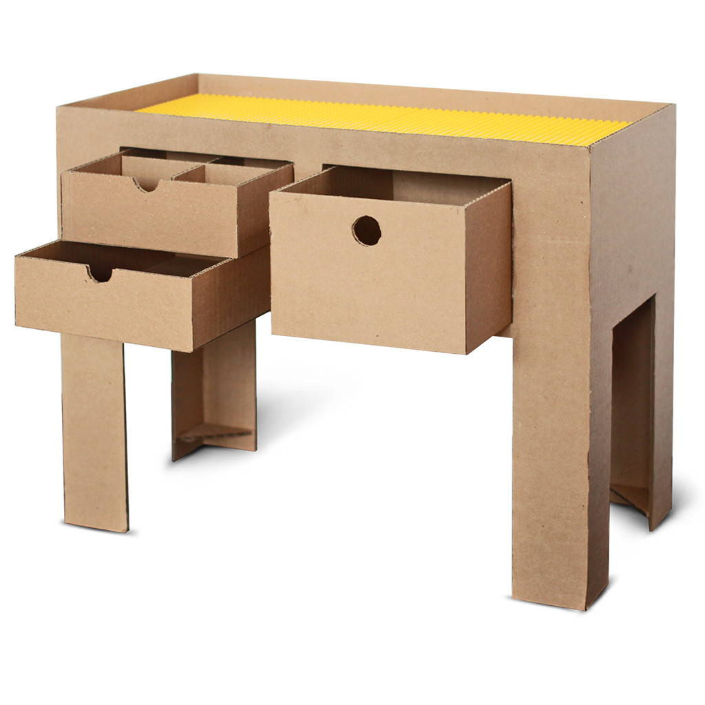 LEGO Cardboard table