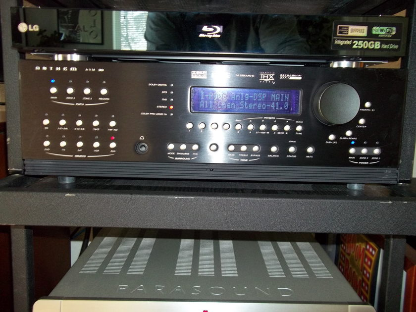 Anthem AVM 30 Surround Processor/preamp