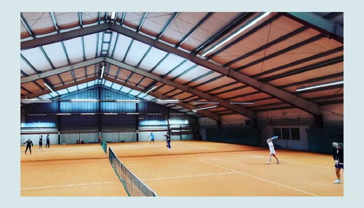 tennisjessen kindergeburtstag spielfeld match