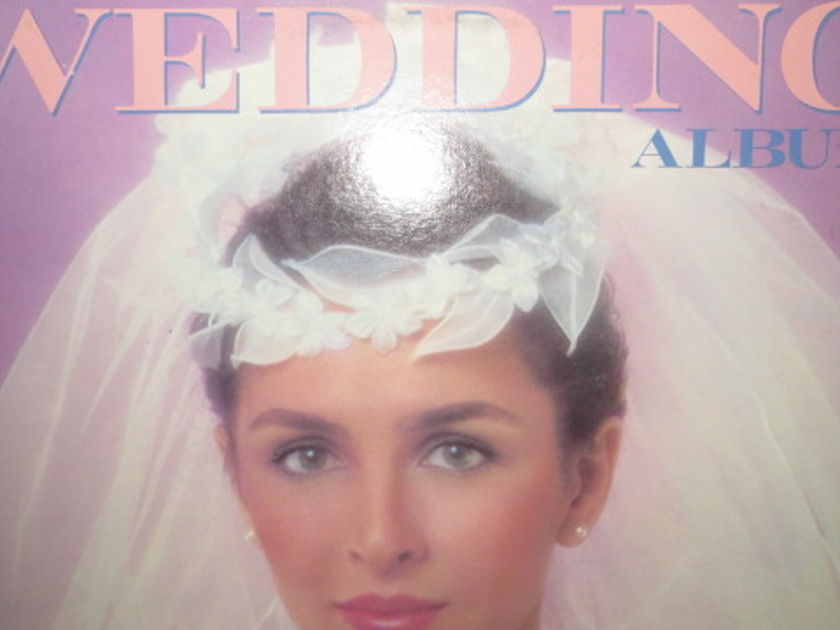 THE WEDDING ALBUM - MUSIC FOR A WEDDING