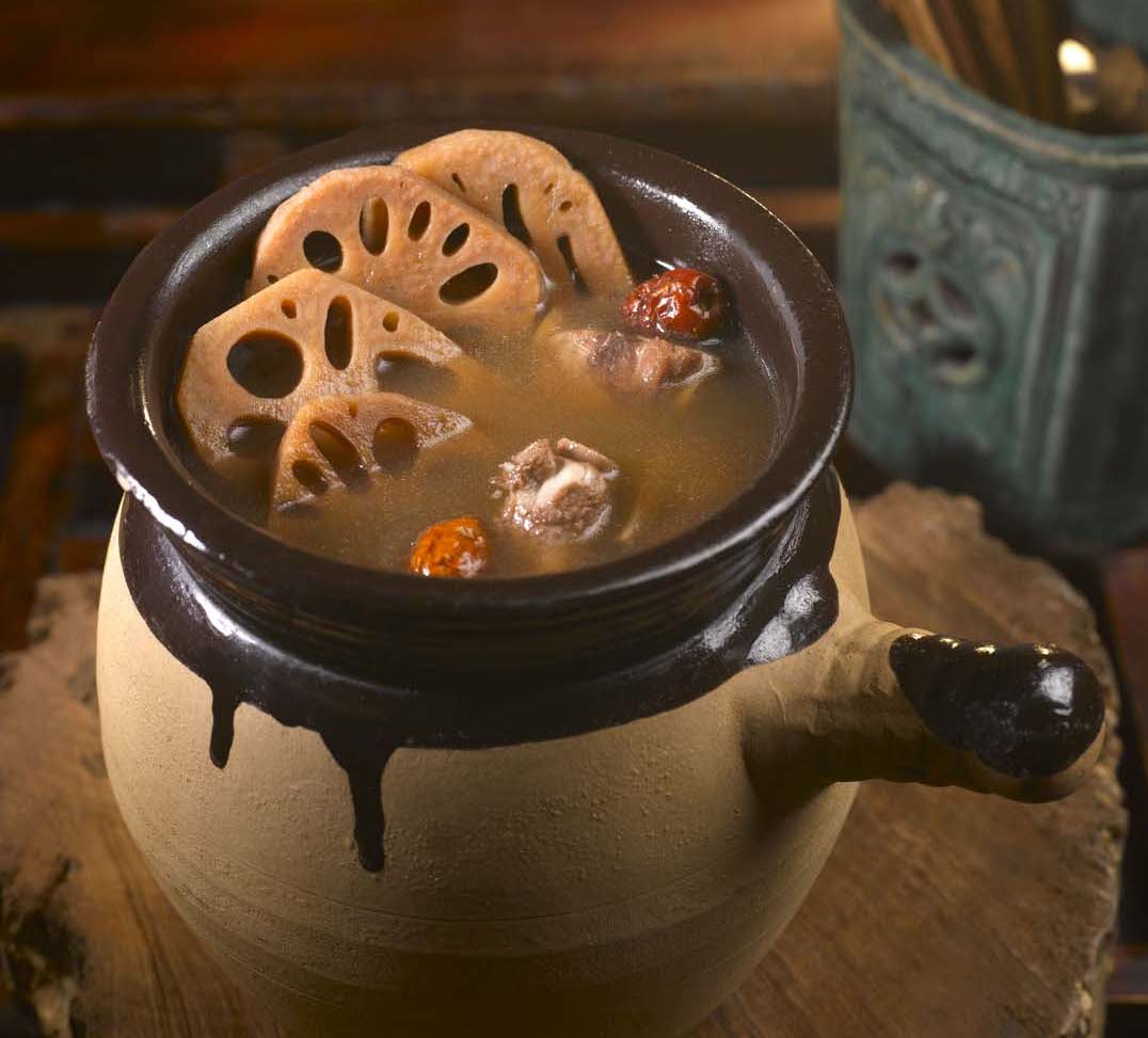Free Soup of The Day (U.P$18.73, Serves 2-3Pax)