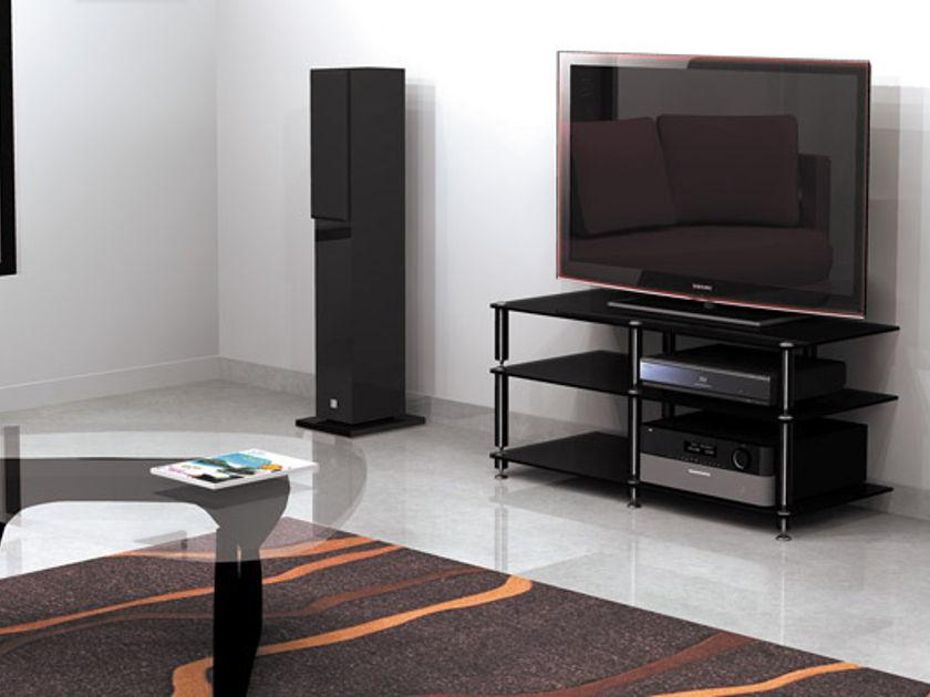 Norstone Design Bergen AV 2 Hi-Fi Rack New