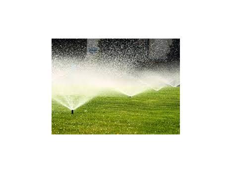 Sprinkler Set Up with Greenworks Landscaping