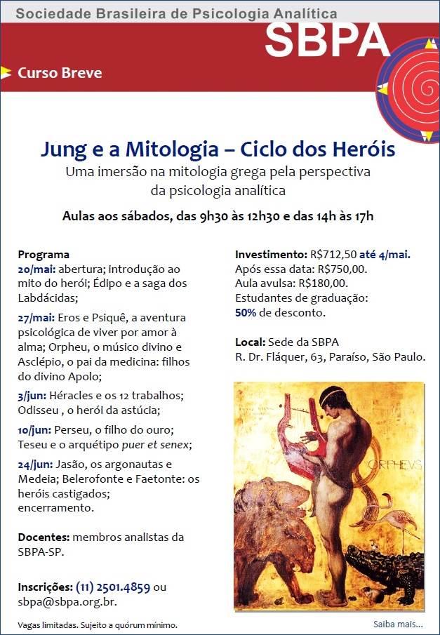 Jung e a Mitologia - Ciclo dos Heróis