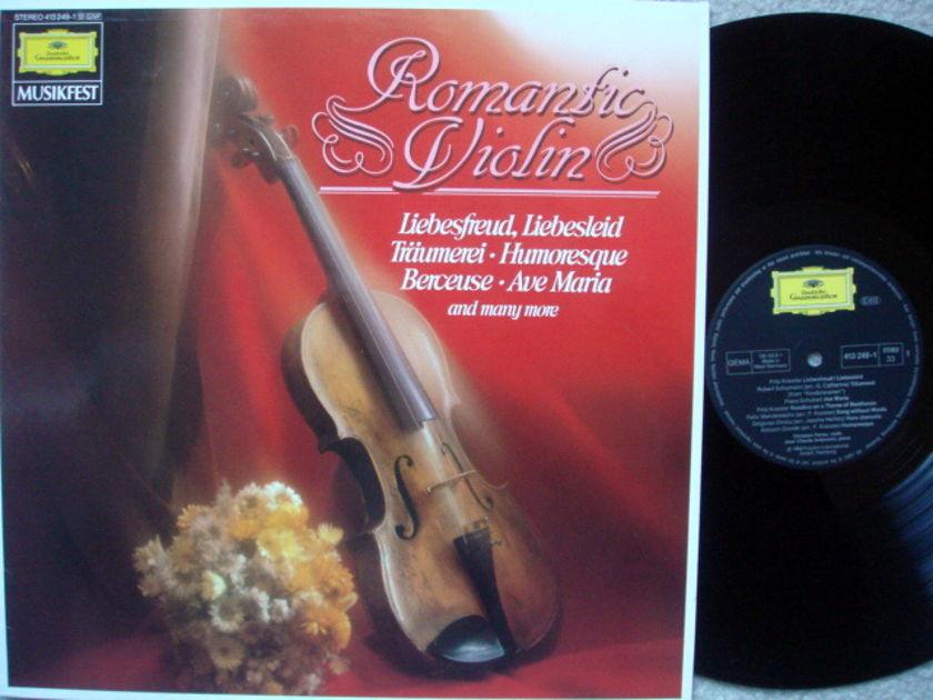 DG / Romantic Violin, - FERRAS/AMBROSINI, MINT!