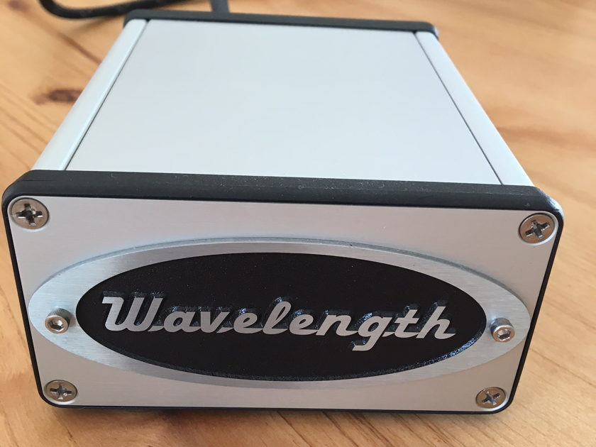 Wavelength Audio Crimson Ag Dac - Latest Version Quotient