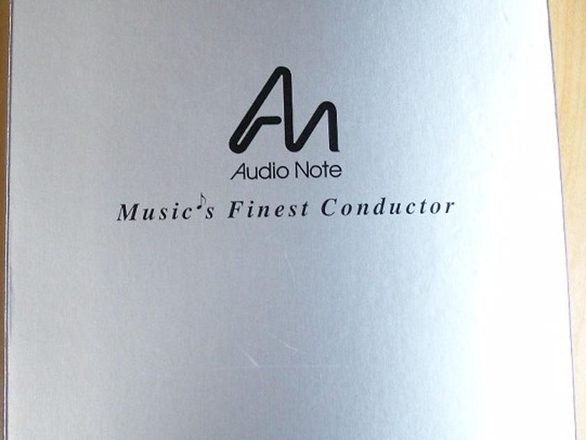 Audionote  Lexus 1m. xlr interconnector