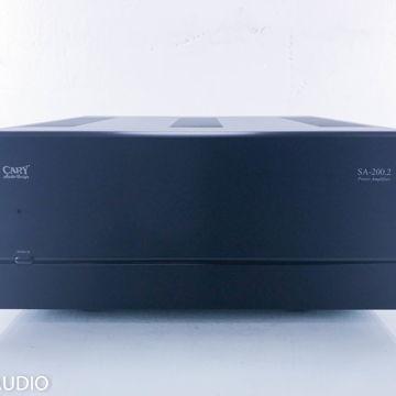 SA-200.2 Stereo Power Amplifier