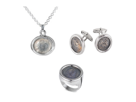 1884 Collection | Sterling Silver Coin Jewelry