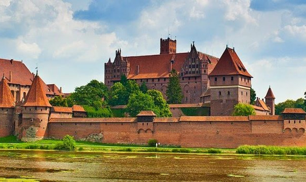 Тур в Польшу из Калининграда «Мальборк+Гданьск. Замок крестоносцев»