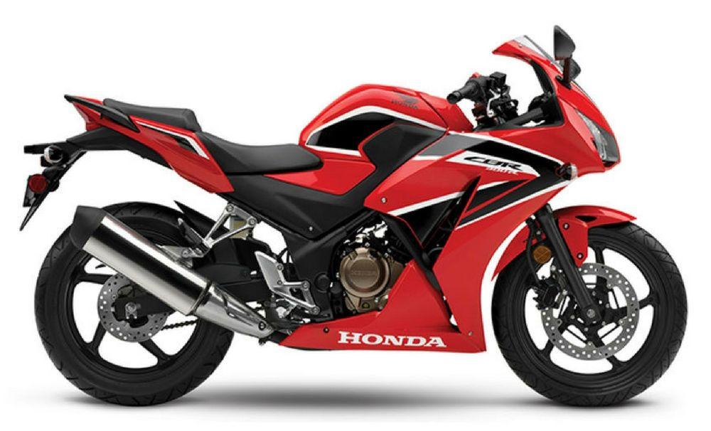 2017HONDA MOTORCYCLES CBR300R