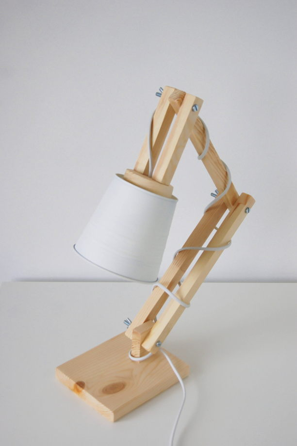 """Настольная лампа """"Певец"""""""