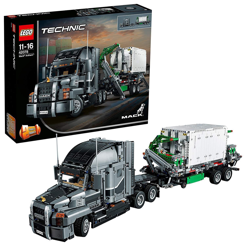 LEGO MACK ANTHEM 42078