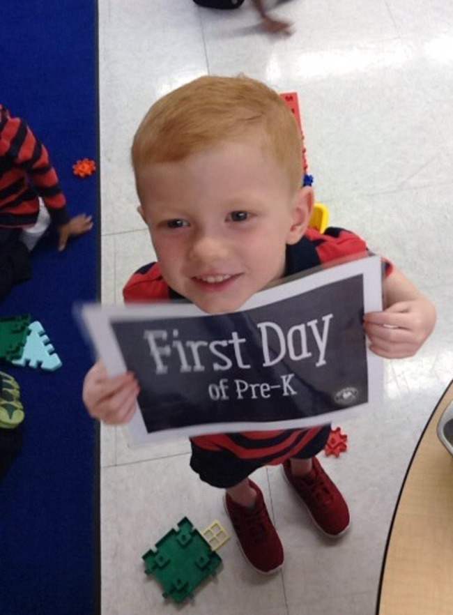 first day of school, back to school, infant, toddler, preschool, prekindergarten, pre-k, kindergarten, best, Clear Lake