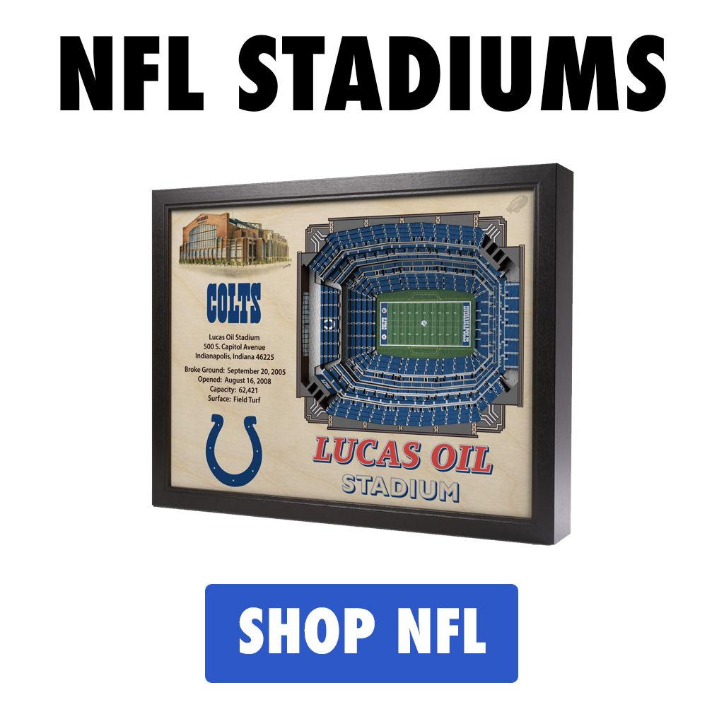 NFL Stadium Views