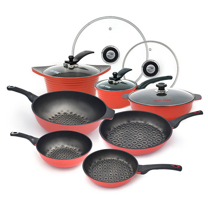 Non-stick 3D Coating Cookware by Ace Cook
