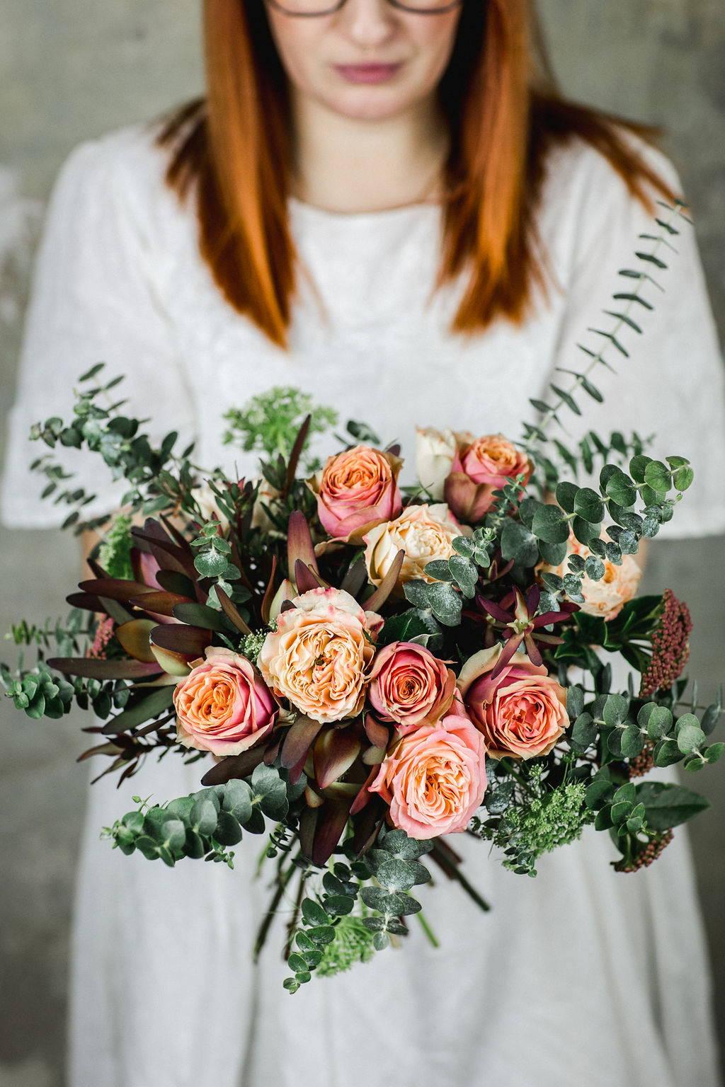 Salome-Floristik-Dresden_Brautstrauss mit Hortensie