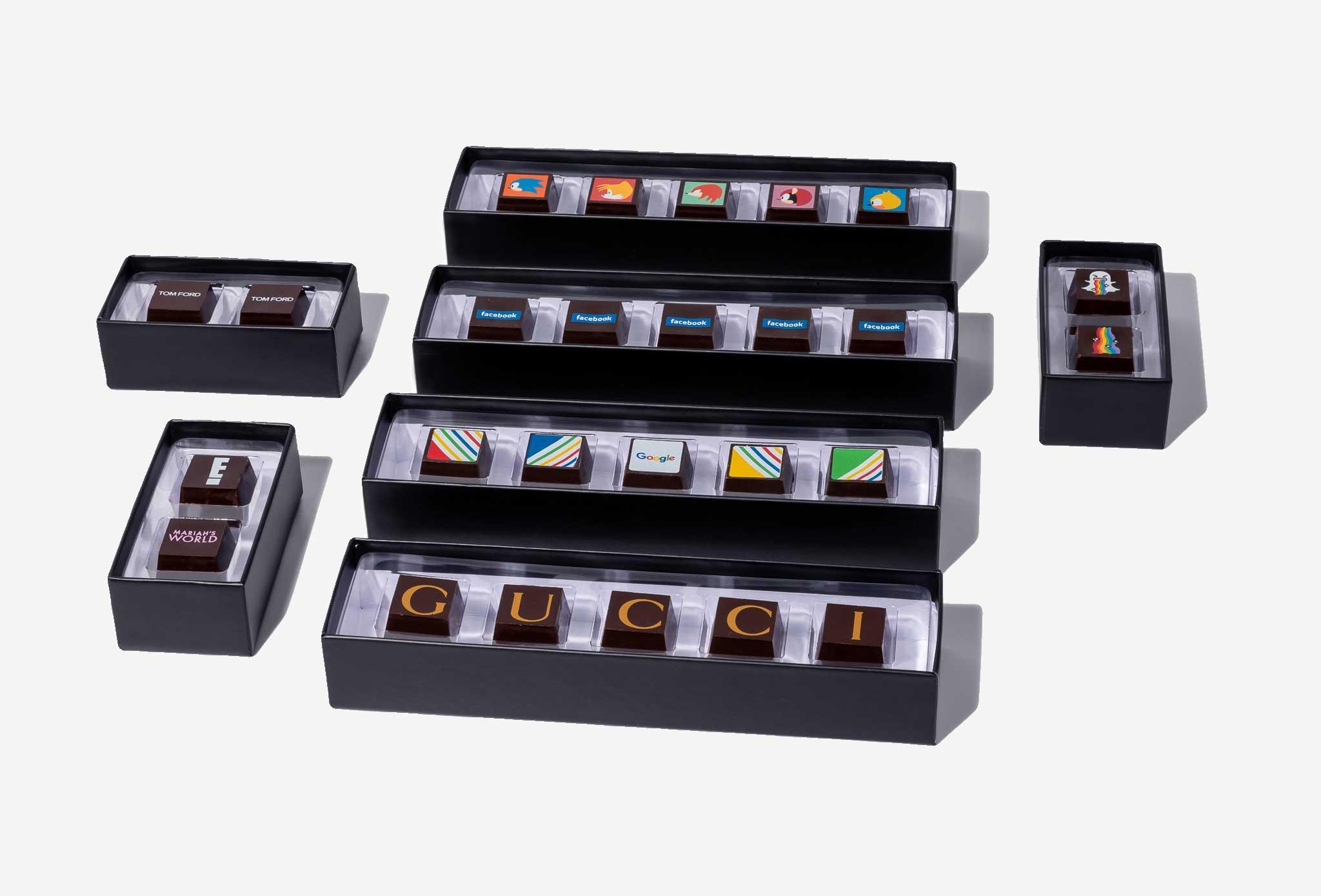 Custom Chocolates by Compartés Chocolatier – Compartes