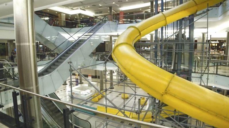 Lipton, Stairs or Slide